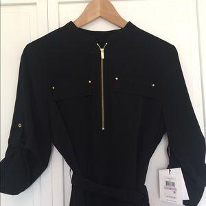 Black Dress by Calvin Klein - size 6